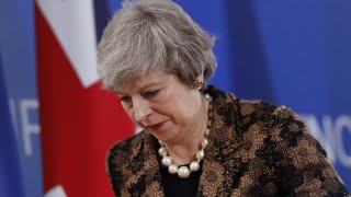 PM Theresa May Confronts European Leaders After Failing To Win Brexit Deal | NBC Nightly News