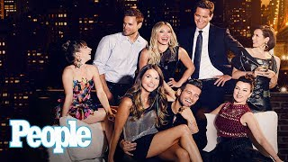 Younger: Molly Bernard On Hilary Duff, Sutton Foster, Nico On His Bisexuality | People NOW | People