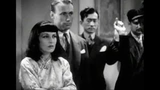 Crime Thriller Movie - Daughter Of The Tong (1939)