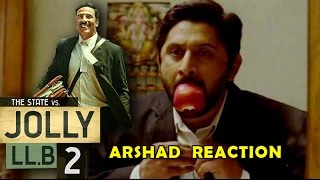 Arshad Warsi Reaction on Jolly LLB 2 Trailer
