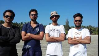 cool dudes on saint martin beach (দারুচিনি দ্বীপ)