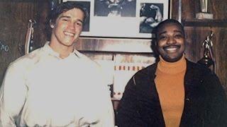 1969 Arnold Schwarzenegger & Leroy Colbert Dinner Conversation