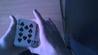 LELEPLEZÉS: Fergeteges Kártyatrükk - Teleportáló lap