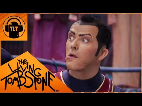 watch We Are Number One Remix but by The Living Tombstone (Lazytown)