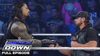 WWE SmackDown Full Episode, 7 April 2016