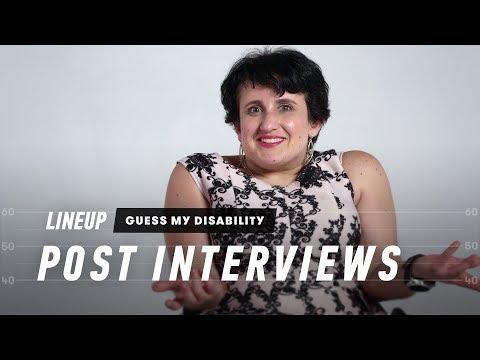 Guess My Disability Post Interviews Lineup Cut