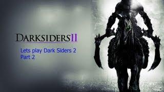 Lets Play Dark Siders 2 #Du Stinkst Rabenvater