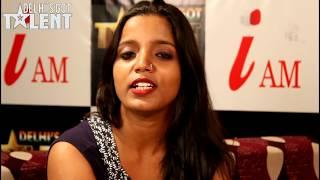 Pehle Sau Baar Idhar | Shweta | Delhi's Got talent Season 2