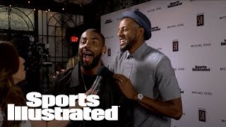 Andre Iguodala Calls Out Kyrie Irving For ignoring His Texts   Fashionable 50   Sports Illustrated