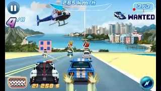 Asphalt 6 Adrenaline - Gameplay Java mobile game (jar)