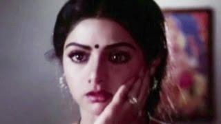 Jeetendra slaps Sridevi - Suhaagan, Scene 9/13