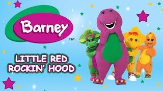 Barney Full Episode  - Little Red Rockin Hood