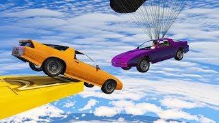99% IMPOSSIBLE CAR DARTS CHALLENGE! (GTA 5 Overtime Rumble DLC)