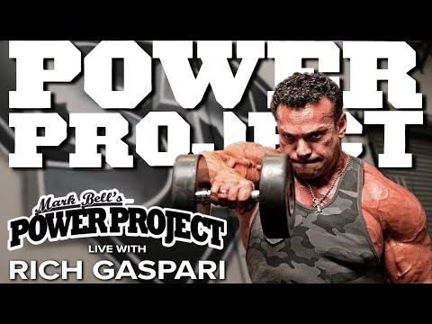 Xxx Mp4 Mark Bell S Power Project EP 168 Live Rich Gaspari 3gp Sex