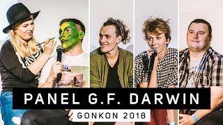 Panel dyskusyjny Grupy Filmowej Darwin [GonKon 2018]