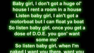 Timbaland The Way I Are Lyrics