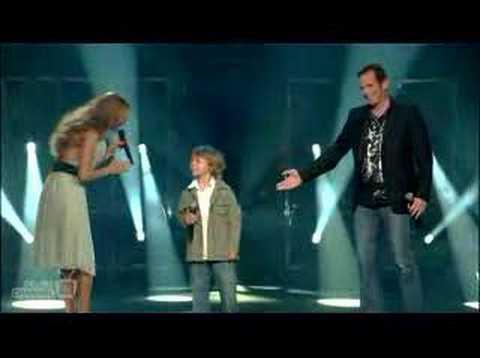 Garou Celine Dion et Francis Bernier Sous Le Vent Sainte