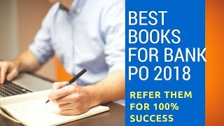 Best Books for Bank PO exams: Top 10 Books ( 2018 )