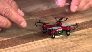 Propel RC Quark Micro Drone Instructional Video