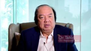 DR Tahir Menjawab Tantangan KBPI