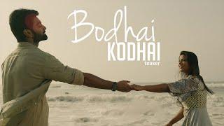 Bodhai Kodhai - Teaser | Gautham Vasudev Menon | Karthik | Karky | Atharvaa, Aishwarya Rajesh