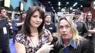 Frankie DiVita interviews Nicko McBrain of Iron Maiden