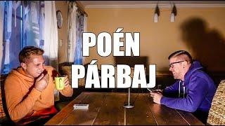 POÉN PÁRBAJ - TODI vs GEGE !!
