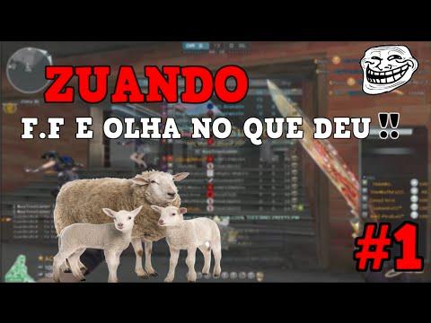 [CF/AL] #1- ZUANDO F.F E OLHA NO QUE DEU!!