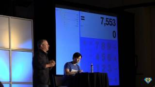 Scott Flansburg - World's Fastest Human Calculator at SuperheroYou
