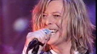 David Bowie  Starman Live On Tfi Friday 1999mpg