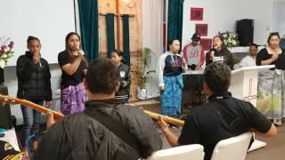 Life Builders Ministries worship band - Ua tala mai e le lagi (by Peace Chapel)