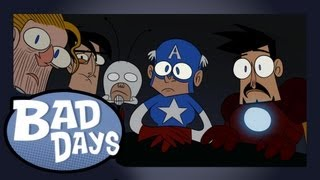 The Avengers - Bad Days - Ep12