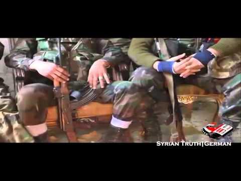 Syrian Arab Army Battle in Daraya Part 6 Битва в Daraya Part 6