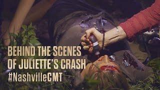 NASHVILLE on CMT   Behind-The-Scenes of Hayden Panettiere's Plane Crash