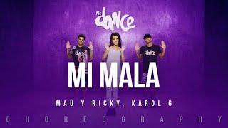 Mi Mala - Mau y Ricky, Karol G   FitDance Life (Coreografía) Dance Video