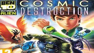 Ben 10 Ultimate Alien Cosmic Destruction Full Episode 1