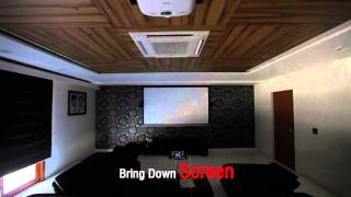 Innovation and Automation (I&A) - Turn Bedroom into Home Cinema