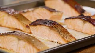Oven Grill Snapper | Everyday Gourmet S7 EP50