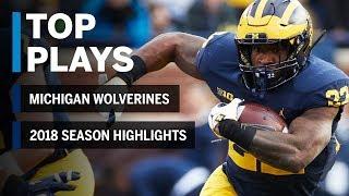 2018 Season Highlights: Michigan Wolverines | Big Ten Football