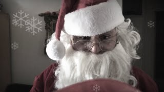 Santa Claus latino