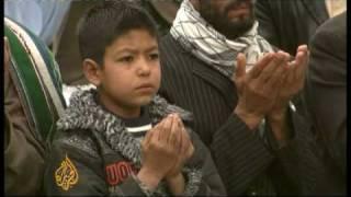 Little celebration at Eid for Afghanistan's poor - 9 Dec 08