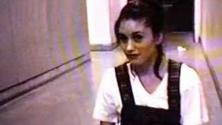 Before Gwen Stefani Was Famous - Filmed in 1991