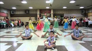 Pearly Shell dance by OLL- queens Village Filipino Kids