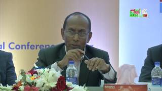 Kazi M. Aminul Islam - Export Marketing Strategy to obtain 5Bn by 2021 - BASIS SoftExpo 2017