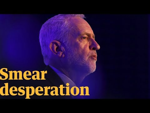 The Jeremy Corbyn spy smear is desperate | Owen Jones talks