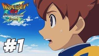 ¿¡ EL FÚTBOL HA DESAPARECIDO !? | Inazuma Eleven GO Chrono Stone : Trueno | Episodio 1 .