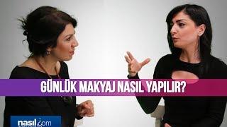 Günlük makyaj nasıl yapılır? | Bakım-Güzellik | Nasil.com