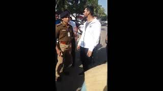#Bollywood #actors fight in #public