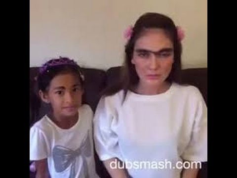 Video Dubsmash Artis Luna Maya Ngakak Abis Terbaru 2015