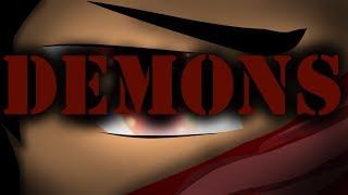 Aaron's Eyes//MyStreet//Theme song[Demons]
